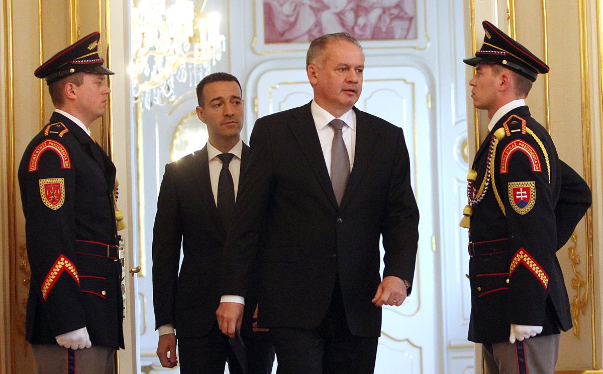 Kiska prijal ministra zdravotníctva: Mám pocit, že vláda si uvedomuje krízu