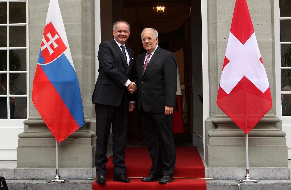 Andrej Kiska: Švajčiarsko patrí medzi špičky v školstve a inováciách