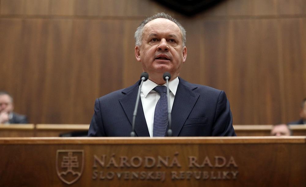 Prezident vystúpil v parlamente s príhovorom k voľbe ústavných sudcov