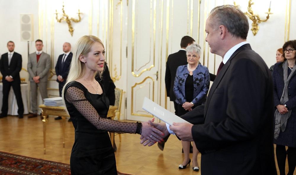 Prezident Kiska vymenoval 40 nových sudcov