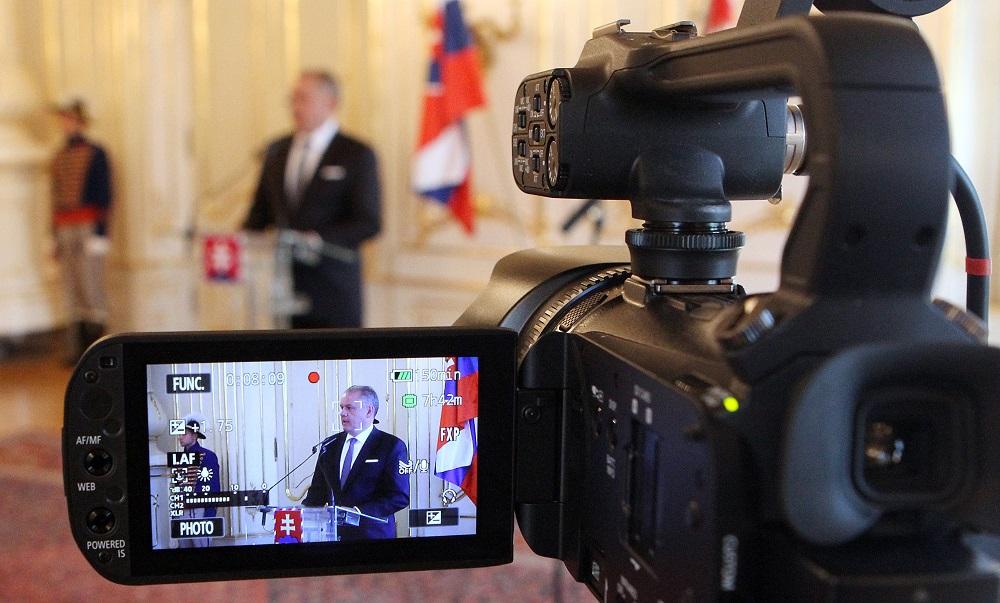 Andrej Kiska oznámil svoje rozhodnutie vo veci Ústavného súdu