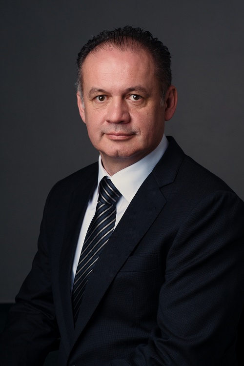 Mr. Andrej Kiska