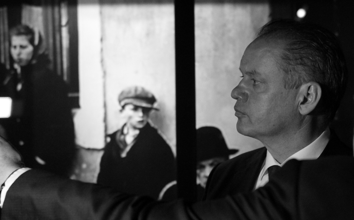 Prezident sa zúčastnil na otvorení stálej expozície Múzea holokaustu v Seredi