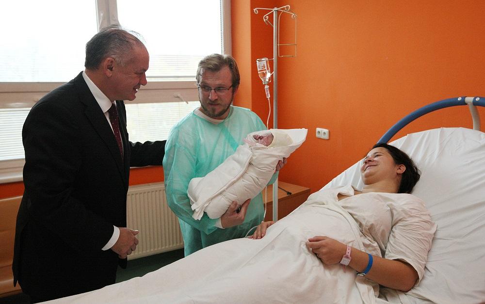 Prezident Kiska navštívil Trenčín a Trenčianske Teplice