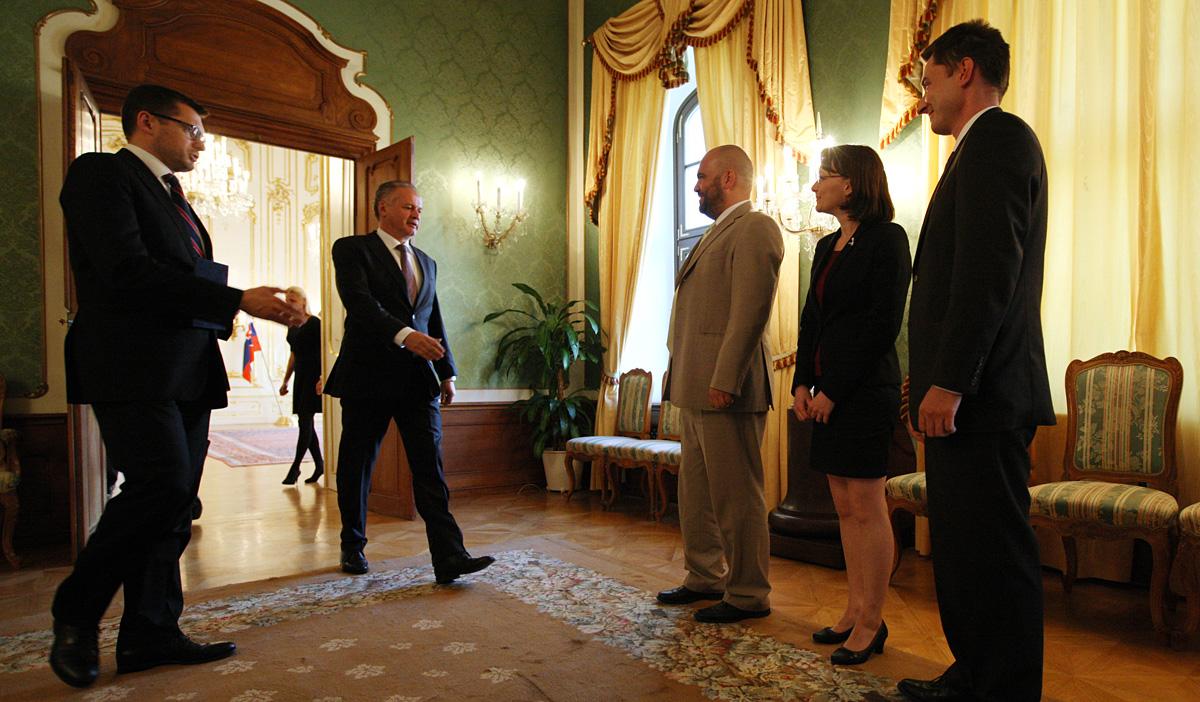Zástupcovia Pochodu za život sa stretli s prezidentom