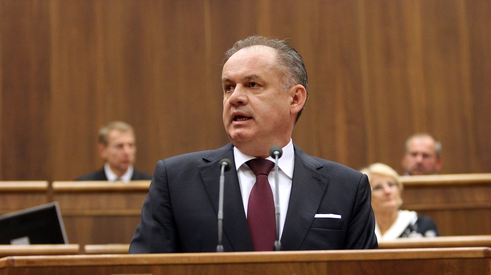 Prezident: Slovensko potrebuje schopného ministra školstva