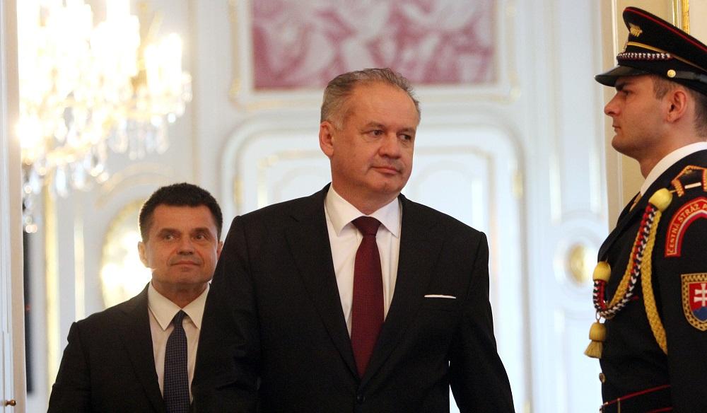 Andrej Kiska ministrovi školstva: Očakávam konkrétne ciele