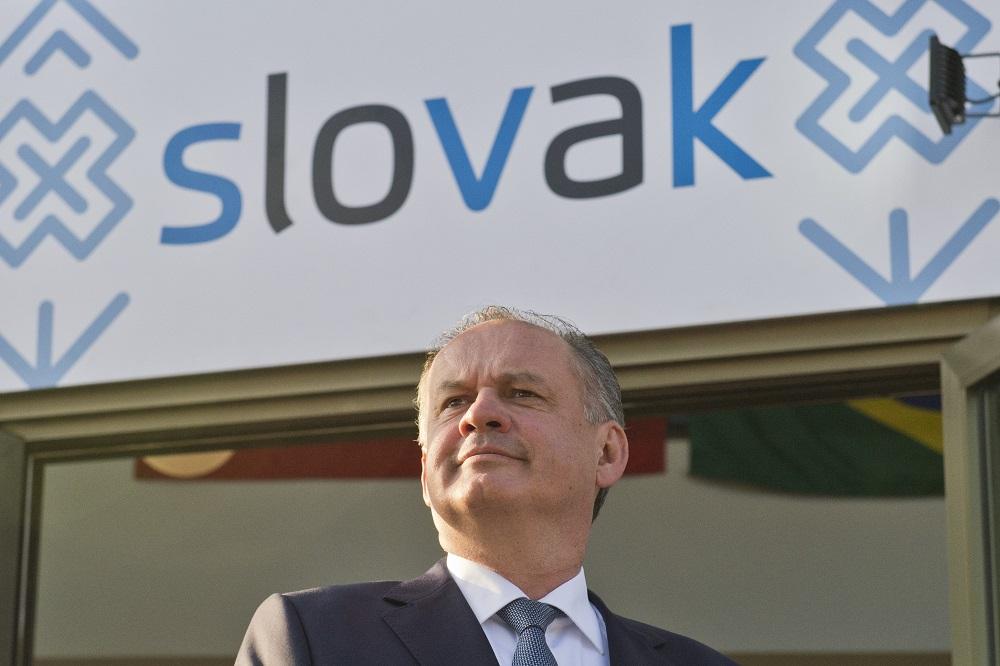 Prezident otvoril Slovenský dom v olympijskom Riu