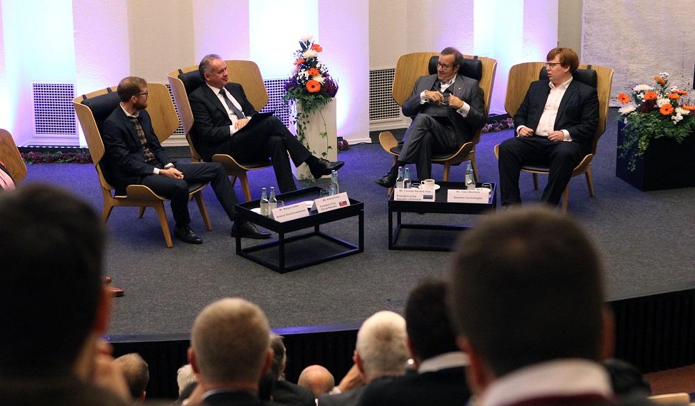 Prezident v Estónsku: Dobré štátne IT nie je otázkou peňazí