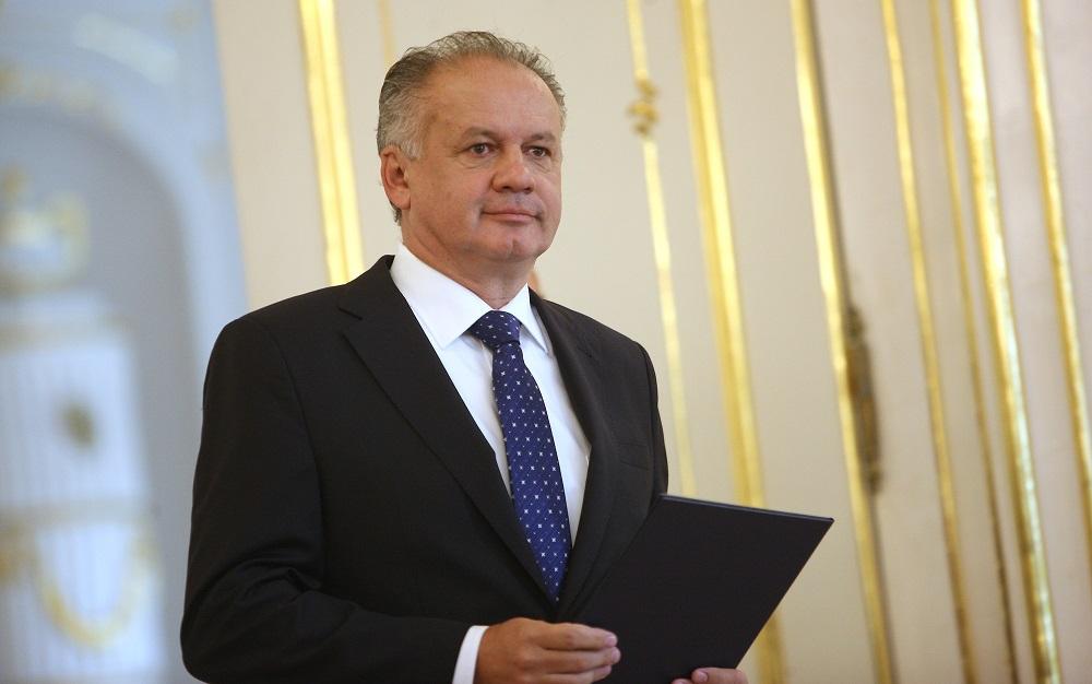 Prezident vetoval novelu o ÚPN a zákon o štátnych cenách