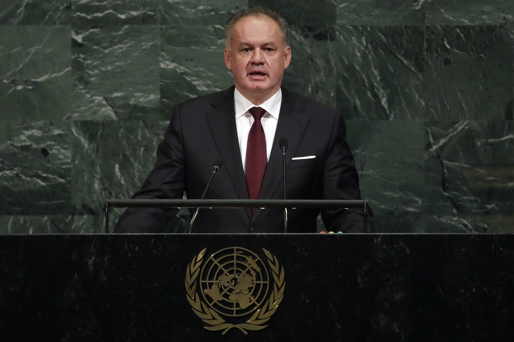 Kiska at the UN: We need leadership without egoism