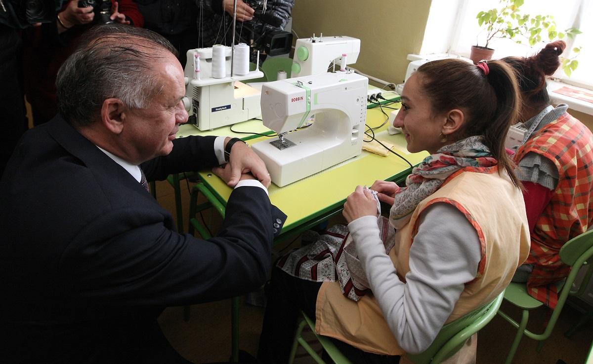 Prezident ku Dňu Rómov: Máme riešenia, ktoré fungujú