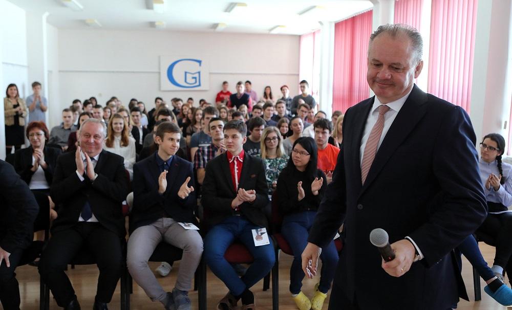 Kiska navštívil Turčianske Teplice: Kúpele vedia mestečku pomôcť