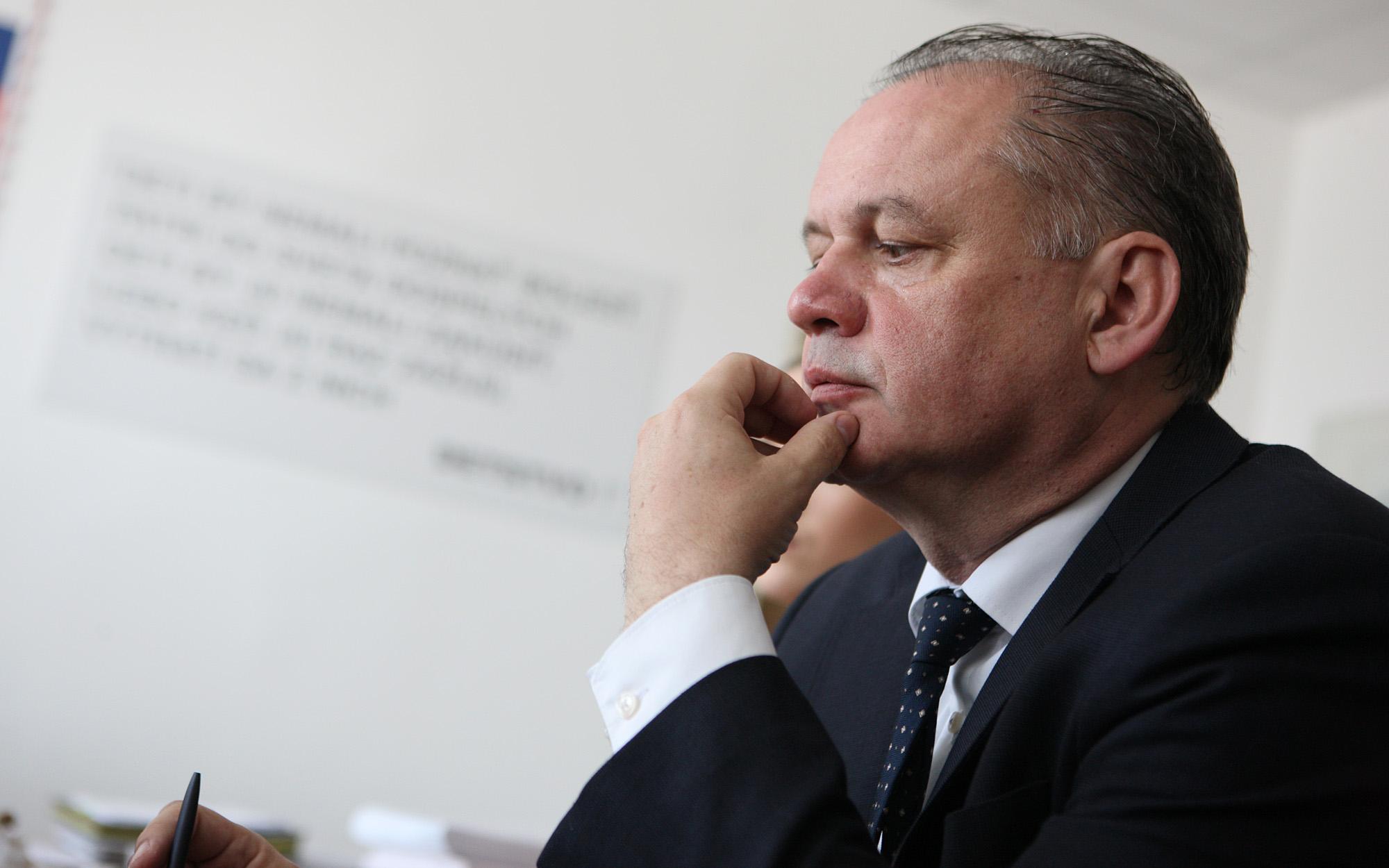 Prezident vrátil Národnej rade zákon o hazardných hrách