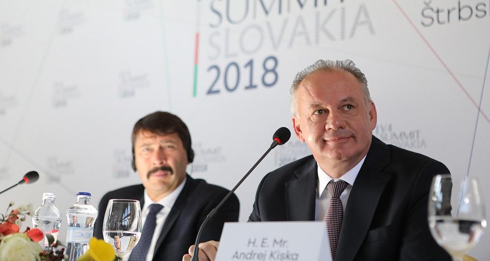 Prezident na samite: EÚ treba obhajovať