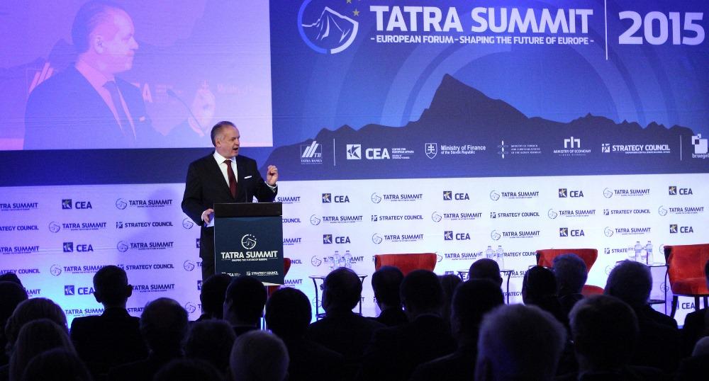 Prezident Kiska: Potrebujeme jednotnú Európu