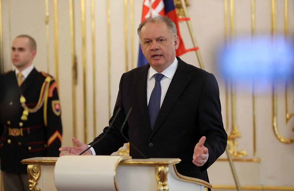 Prezident Kiska: Vidím dve možnosti, rekonštrukciu vlády alebo nové voľby
