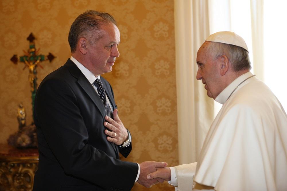 Telegram pápeža Františka k sviatku sv. Cyrila a Metoda