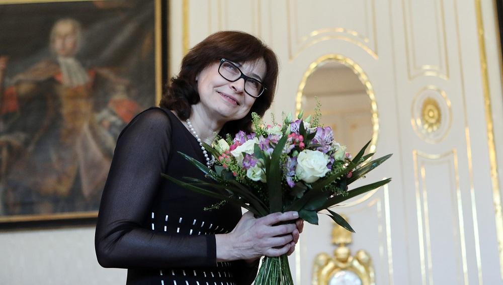 Prezident sa poďakoval Lucii Žitňanskej za prácu na ministerstve