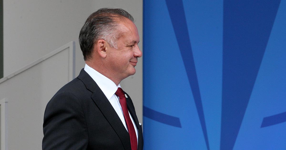 Prezident Kiska zablahoželal Čiernej Hore k vstupu do NATO