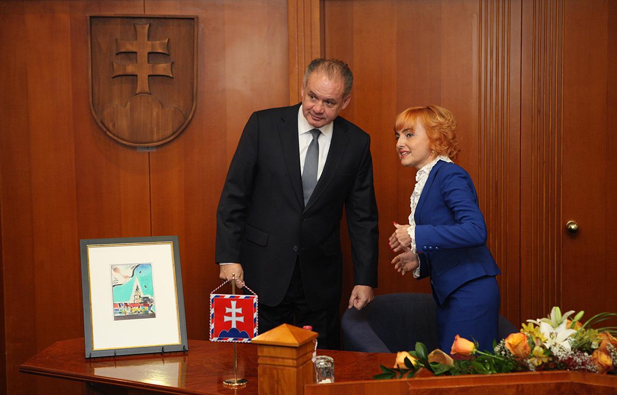 Andrej Kiska navštívil Prievidzu a Bojnice
