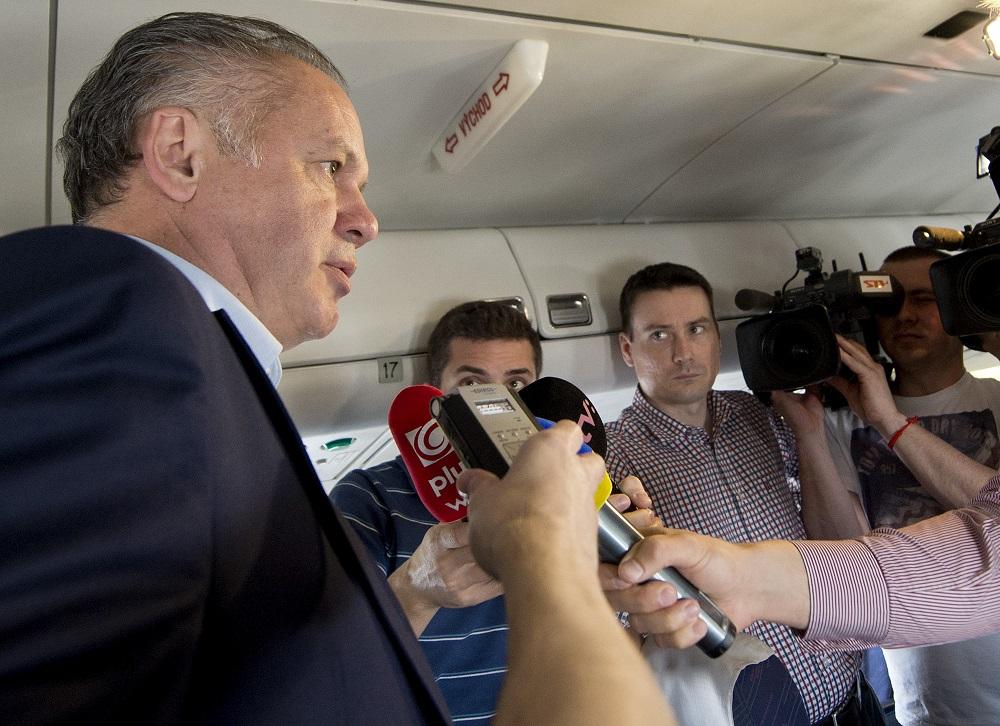 Prezident odcestuje na návštevu Čile, Argentíny a na olympiádu v Riu