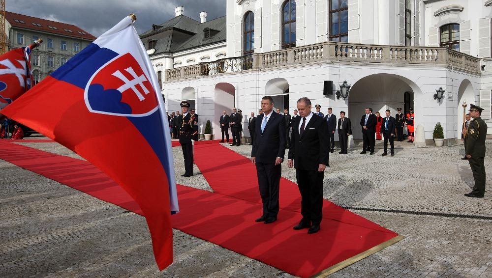 Slovenský a rumunský prezident: Kolektívna vina nie je cesta