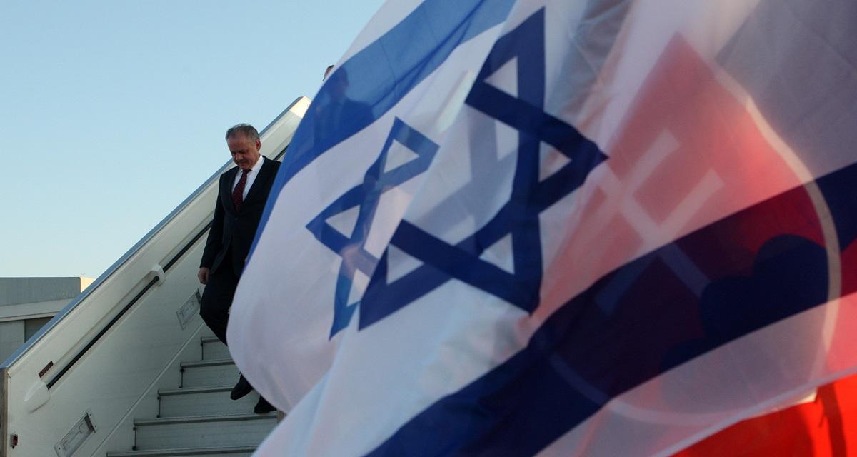 Kiska v Izraeli: Tiež potrebujeme špičkový výskum a víziu