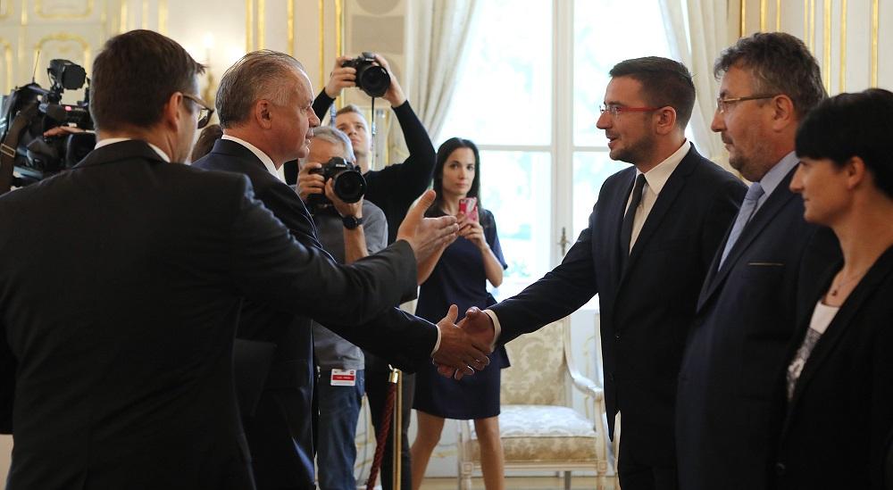 Prezident prijal Radu poľnohospodárskych a potravinárskych samospráv