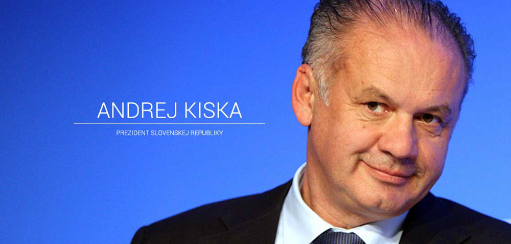 Prezident Slovenskej Republiky Zivotopis