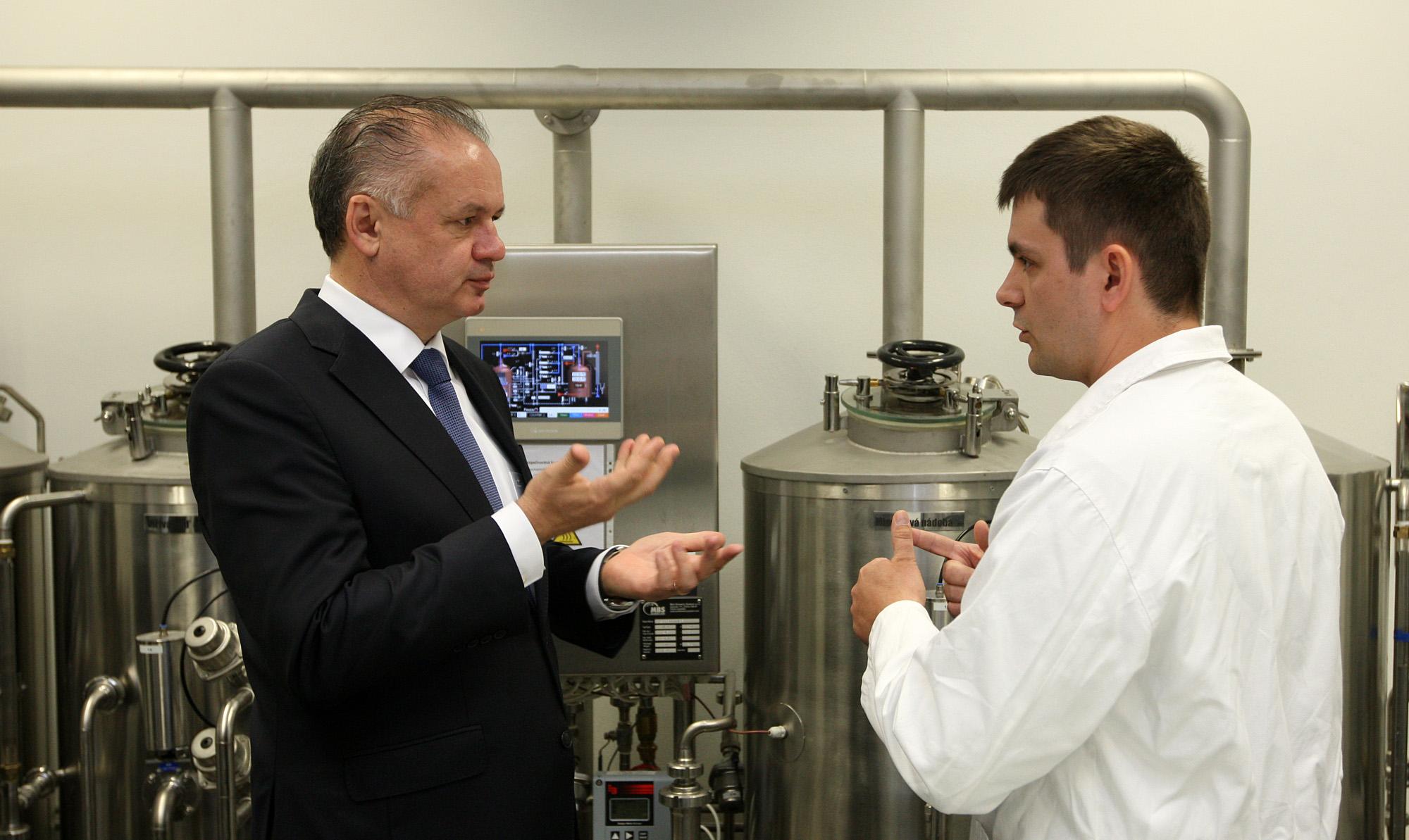 Prezident: Nitra má šancu stať sa progresívnym mestom