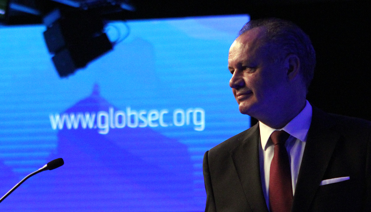 Kiska at Globsec: We must halt the erosion of trust