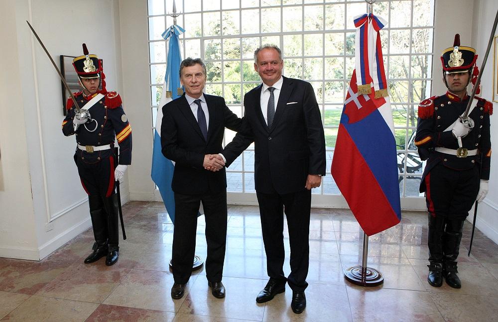 Kiska: Argentína sa otvára svetu, je to šanca aj pre Slovensko
