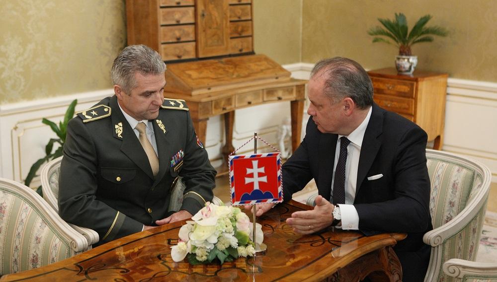 Prezident Kiska hovoril s policajným prezidentom o kauze Gorila