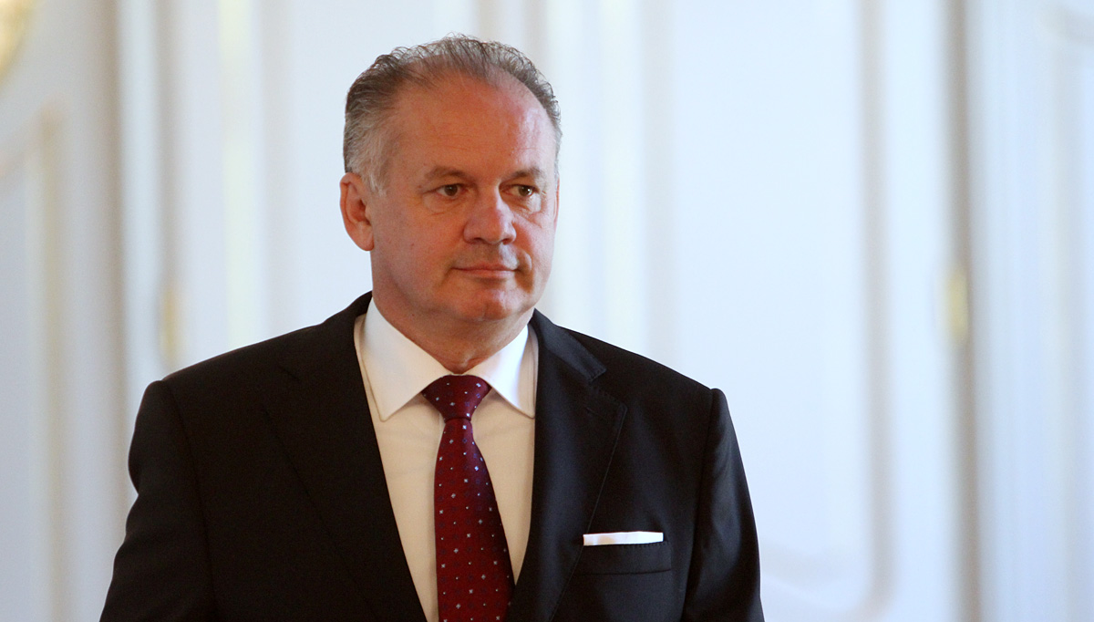 Kiska: Attitude to refugees will define the heart and soul of Slovakia