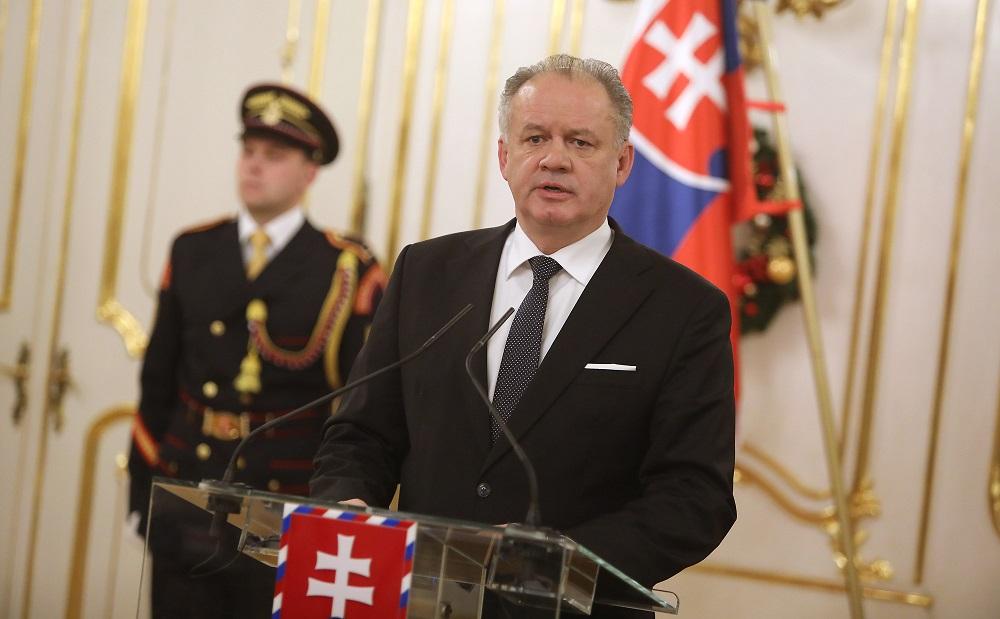 Prezident ku komunálnym voľbám: Ukážme predstavu o Slovensku