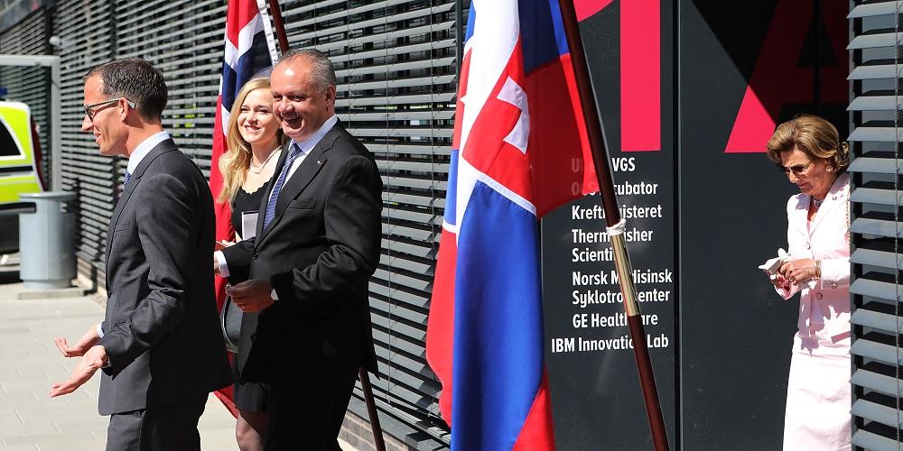 Prezident o inováciách: Návšteva Nórska otvorila nové možnosti
