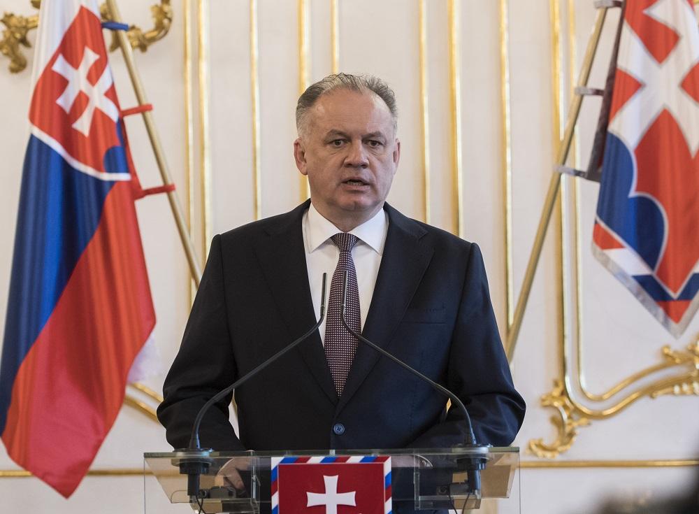 Prezident Kiska vymenuje novú vládu, spokojný však nie je