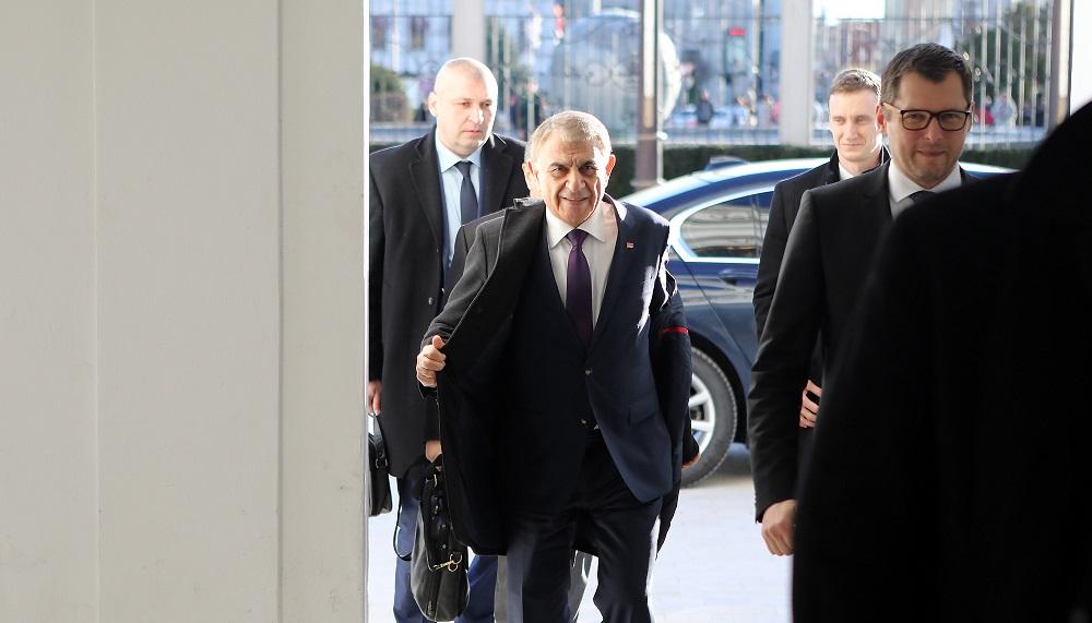 Prezident prijal predsedu Národného zhromaždenia Arménska