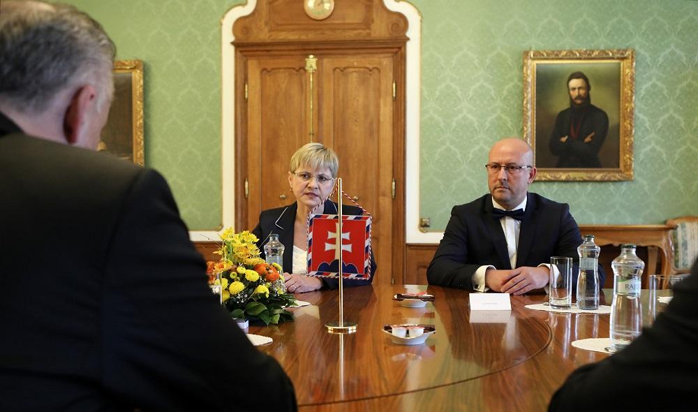 Prezident Kiska upozornil na nedostatok všeobecných lekárov