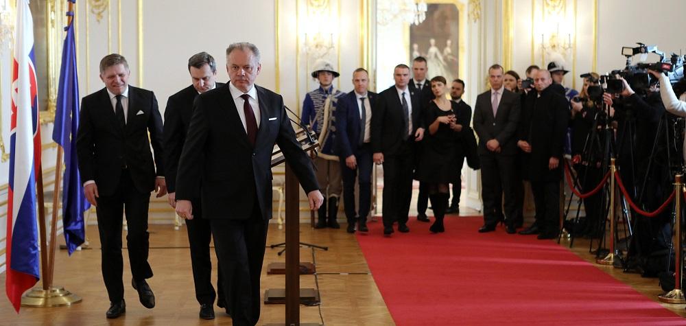 Andrej Kiska reagoval na stretnutie s predsedami vlády a parlamentu