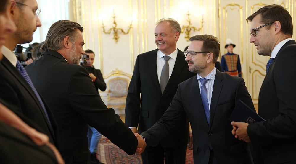 Prezident Kiska rokoval s generálnym tajomníkom OBSE