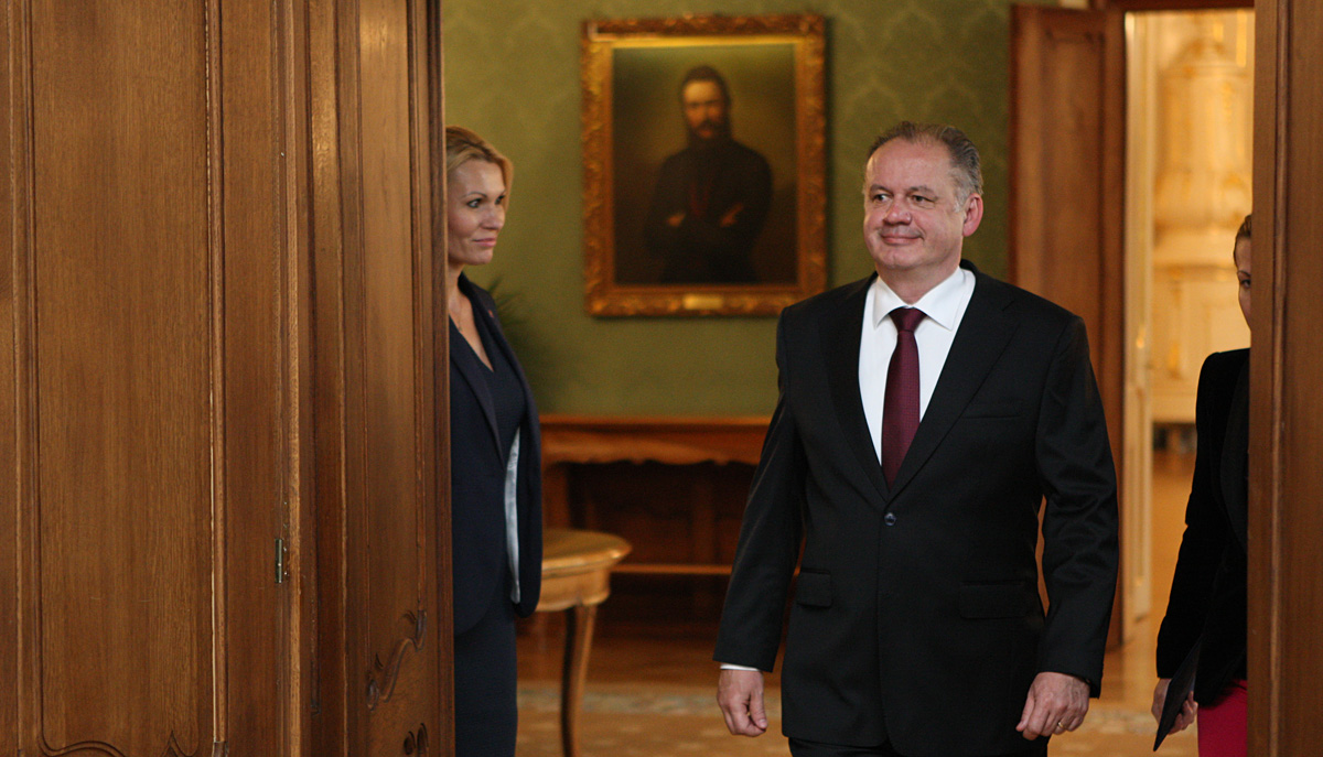 Kiska telefonicky zagratuloval maďarskému prezidentovi k znovuzvoleniu