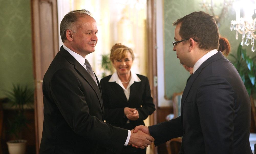 Prezident diskutoval s Asociáciou na ochranu práv pacientov