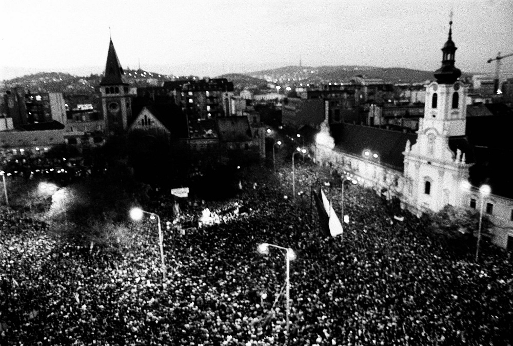 Prezident k 17. novembru 1989: Slobodu máme vďaka ľuďom, nie politikom