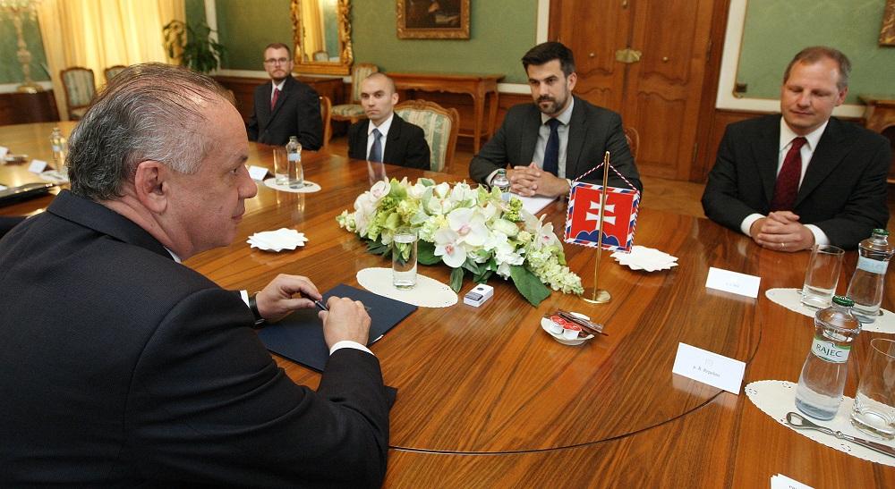 Prezident o slovenskom IT: Ľudia necítia zlepšenie, veci treba dotiahnuť