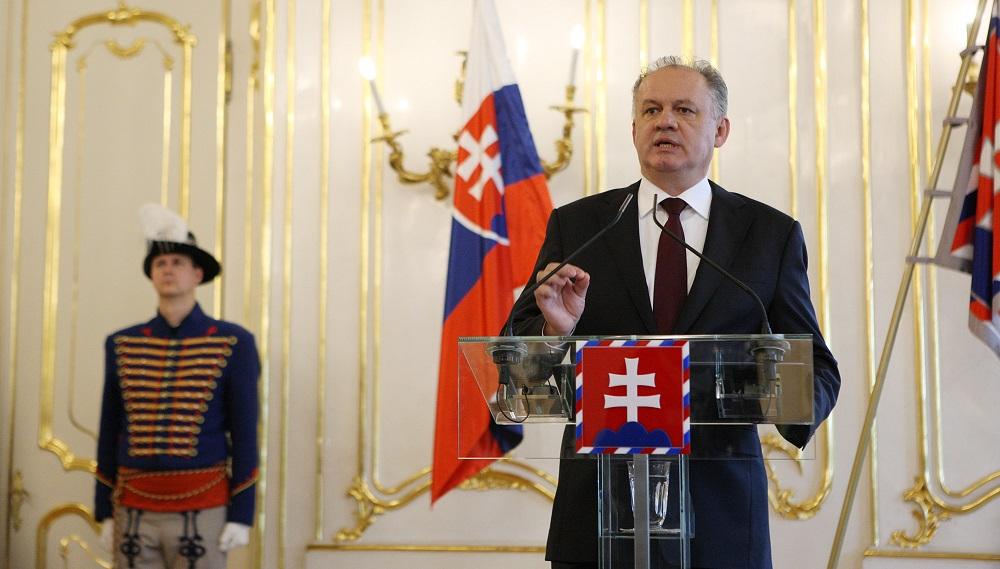 Prezident Kiska pošle na ústavný súd novelu zákona o ÚRSO