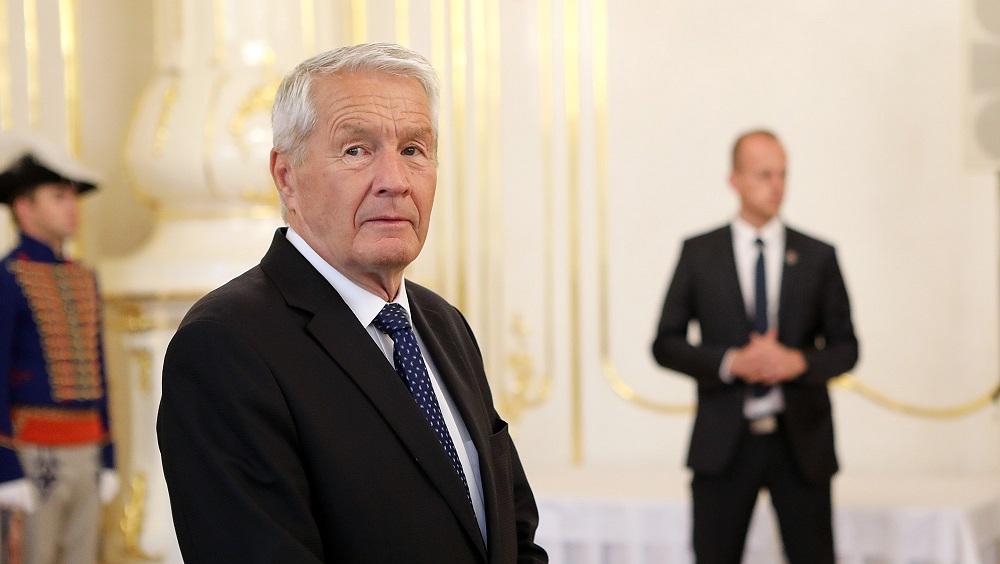 Prezident Kiska prijal šéf Rady Európy Thorbjørna Jaglanda