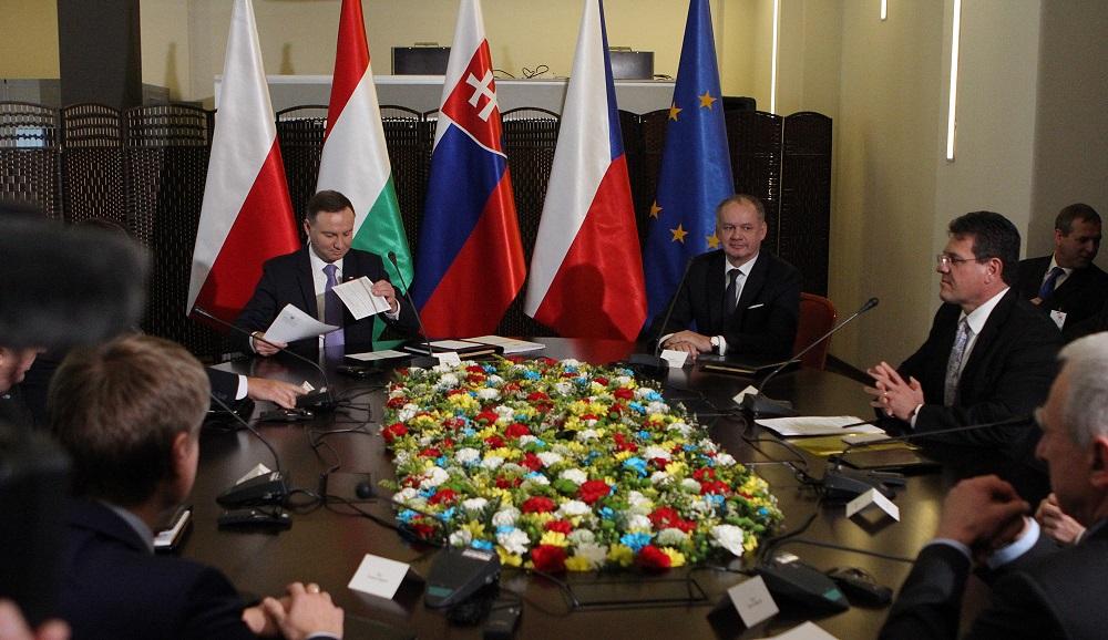 Prezidenti V4 sa zhodli: Nesúhlasíme s Nord Stream 2