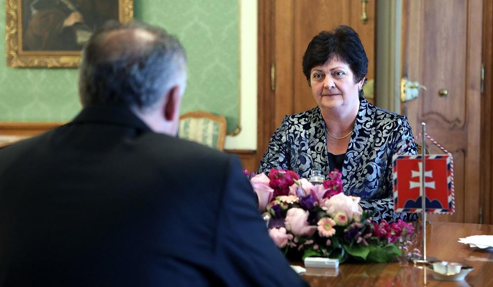 Kiska diskutoval s ombudsmankou o prieťahoch a policajnej inšpekcii